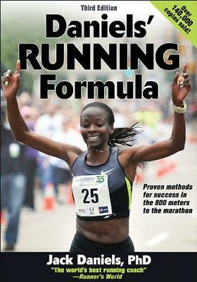Daniel's Running Formula-3rd Edition by Jack Daniels | Paperback Book | 97814504