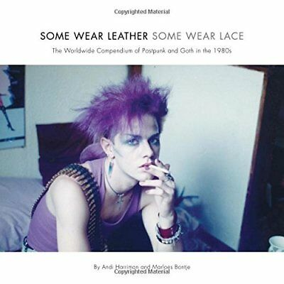 Some Wear Leather, Some Wear Lace: The Worldwide Compen - Paperback NEW Andi Har