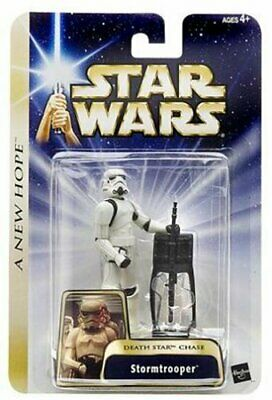 Star Wars Episode 4 A New Hope Actionfigur: Stormtrooper Death Star Chase