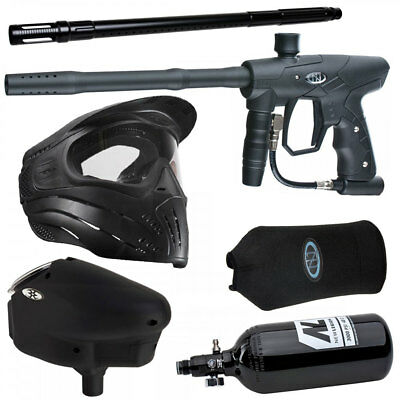 New Legion Rush Paintball Markierer MEGA Sparpaket