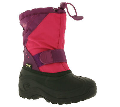 Navy Outdoor Winterstiefel Schnee Stiefel Kinder GORE TEX