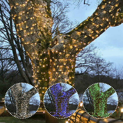 ConnectPro Connectable LED Fairy String Lights | Outdoor Garden Christmas Event