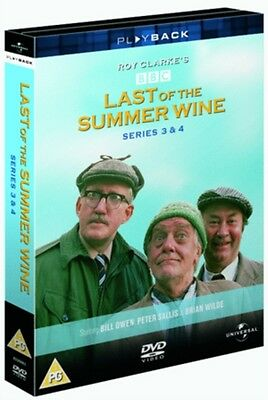 Last of the Summer Wine - Series 3 & 4 [DVD] [1976] [1973], 5050582266917, Bria.