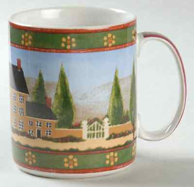 Block COUNTRY VILLAGE Spring Mug 5747960