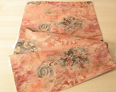 """4 Table Runners, Set of Four Gold Copper & Bronze, Unused, 19"""" x 50"""" Table Cloth"""