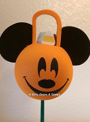 Disney Mickey Mouse TRICK OR TREAT Antenna Topper  HALLOWEEN