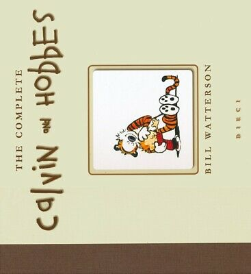 The complete Calvin & Hobbes. Vol. 10 - Watterson Bill