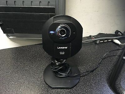 Linksys Wireless G Internet Video Camera System Home Monitoring WVC54GCA