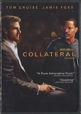 Collateral (DVD, 2004, 2-Disc Set, Canadian, Widescreen) TOM CRUISE