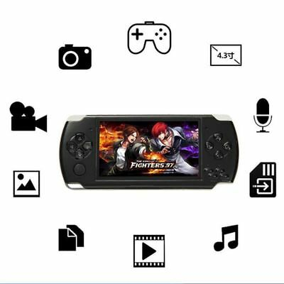 "Portable 4.3"" 8GB 32Bit 10000 Games PSP Handheld Video Game Console MP5 Player"