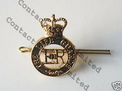 NEW OFFICIAL The Life Guards Officers BRASS CAP BADGE