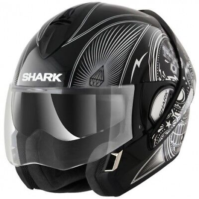 5f62d5ac2d3e2e CASQUE SHARK EVOLINE Series 3 Mezcal Chrome KUK - EUR 327,31 ...