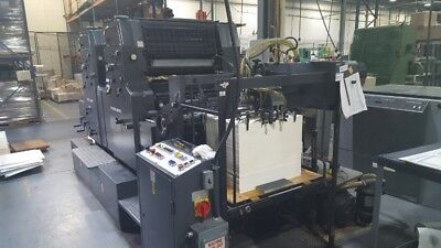 Heidelberg Mozp-S,  Year: 1983, Standard Water Dampener-Excellent Condition