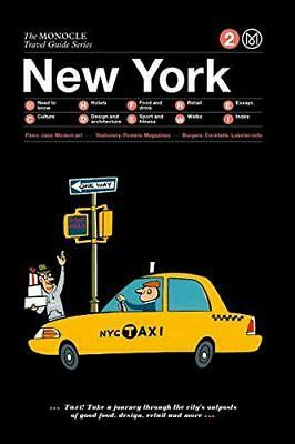 New York: Monocle Travel Guides by Monocle | Hardcover Book | 9783899555752 | NE