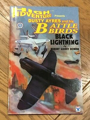 High Adventure 44 - Dusty Ayres and His Battle Birds 1999 NEW