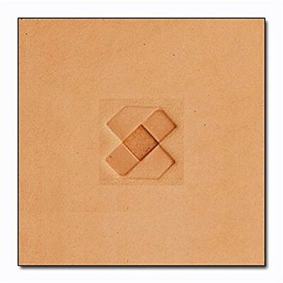 G2283 Geometric Craftool Pro Stamp Tandy Leather 82283-00 By Craftool Pro