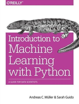 Introduction to Machine Learning with Python (Paperback), Guido, ...