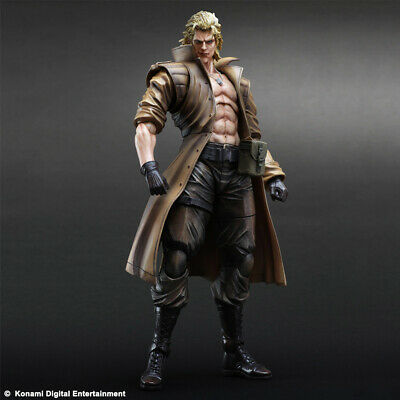 Metal Gear Solid Play Arts KAI Actionfigur: Liquid Snake
