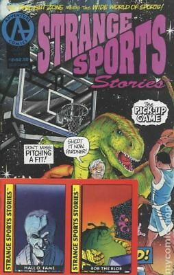 Strange Sports Stories #2A 1992 FN Stock Image