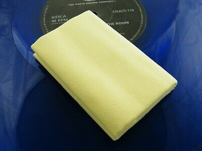 ♫ Cloth Cleaning Antistatic Cleaning Records Vinyl Turntable ♫