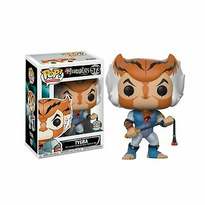 Funko Pop! Thundercats Tygra Specialty Series Vinyl Action Figure