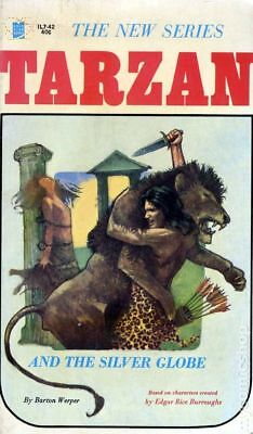 Tarzan and the Silver Globe PB (Gold Star Books) #1-1ST 1964 VG