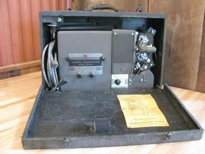 Vintage Eastman Kodak Sound Kodascope Model FS-10-N Projector