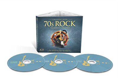 Various Artists-Greatest Ever 70S Rock  (UK IMPORT)  CD NEW