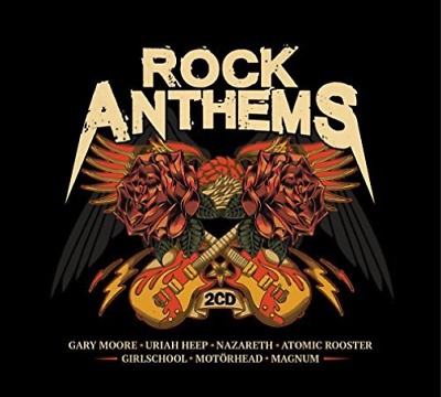 Various Artists-Rock Anthems  (UK IMPORT)  CD NEW