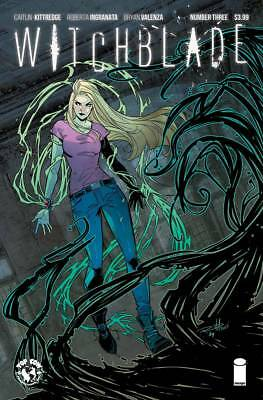 """WITCHBLADE #3 """"Life After"""" Part Three  - 2/7/18+"""