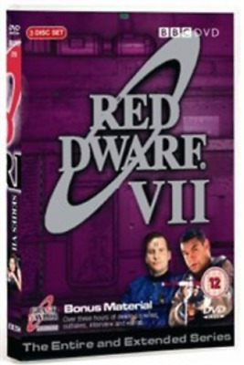 Chris Barrie, Craig Charles-Red Dwarf: Series 7  (UK IMPORT)  DVD NEW