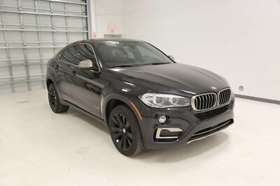 2017 BMW X6 xDrive35i Sport Utility 4-Door