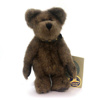 Boyds Bears Plush HUMBOLDT Fabric Golden Teddy Award 584005