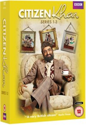 Maya Sondhi, Nish Nathwani-Citizen Khan: Series 1-3  (UK IMPORT)  DVD NEW