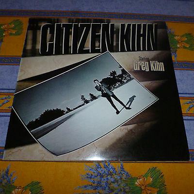 Rock-Lp Greg Kihn Band, Citizen Kihn, Emi, D, 1985