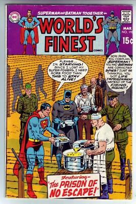 World's Finest # 192 strict VF appearance Robin solo back-up story.