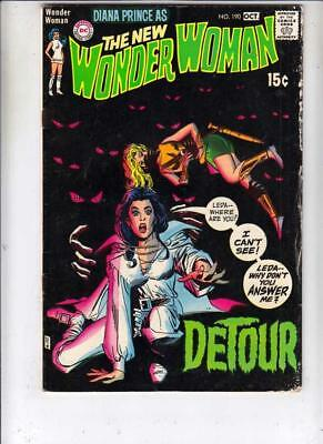 Wonder Woman # 190 strict FN appearance The New Wonder Woman