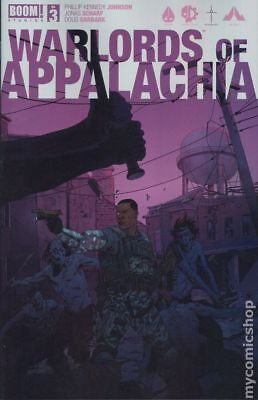 Warlords of Appalachia #3 2016 NM