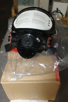 NEW 3M™ Full Facepiece Reusable Respirator 7800S-L Large Mask