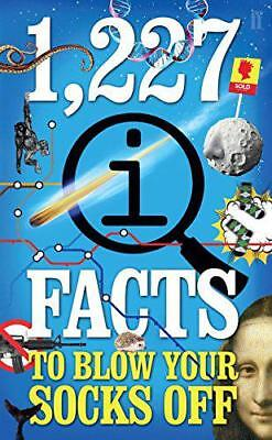 1,227 QI Facts To Blow Your Socks Off by Harkin, James, Mitchinson, John, Lloyd,