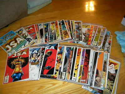 Justice Society of America 1999-2005 DC Comic Book Run Issues 1-68