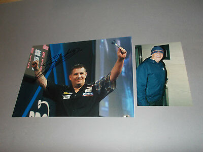 Gary Anderson Dart  signiert signed autograph Autogramm auf 20x28 Foto in person