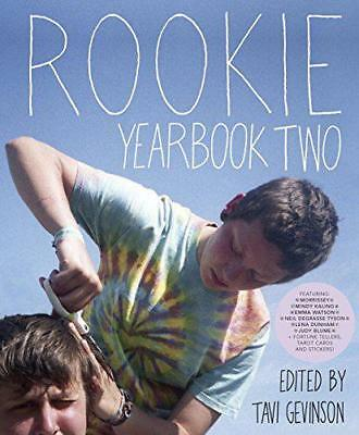 Rookie Yearbook Two by Tavi Gevinson   Paperback Book   9781595148278   NEW