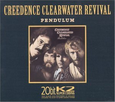 Creedence Clearwater Revival-Pendulum  (Uk Import)  Cd New
