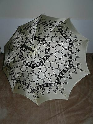 uMBRELLA PARASOL VINTAGE COSTUMING STAGE REENACTMENT COSPLAY HAND HELD ACCESSORY