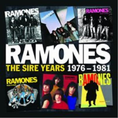 The Ramones-The Sire Years  (UK IMPORT)  CD NEW