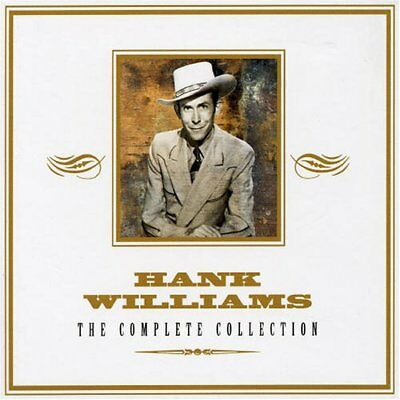 Hank Williams-The Complete Collection  (UK IMPORT)  CD NEW