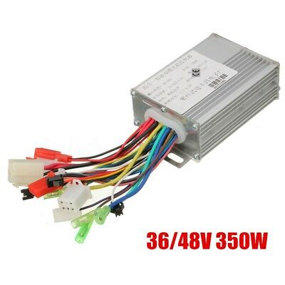 36V 48V 350W Brushless Motor Controller Electric Bike Bicycle E-bike Scooter USA
