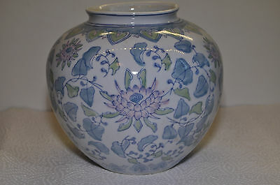 ältere Vase  - Made in China