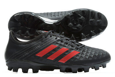 adidas Mens Predator Malice AG Rugby Boots Sports Shoes Studs Brown